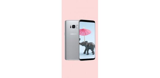 Galaxy S8 Argent Polaire 64 Go reconditionné