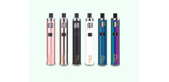 E-cigarette Aspire - kit PockeX