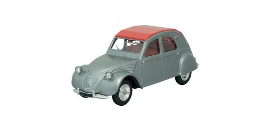Voiture Miniature 1/43 Citroen 2CV Collection Swarovski