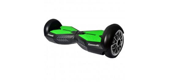 Hoverboard 10 pouces Noir Kawasaki