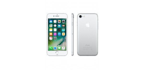 Apple iphone 7 128Go Silver reconditionné Grade A+ / débloqué