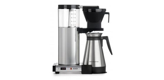 Moccamaster Aluminium Cafetière filtre 1,25 L
