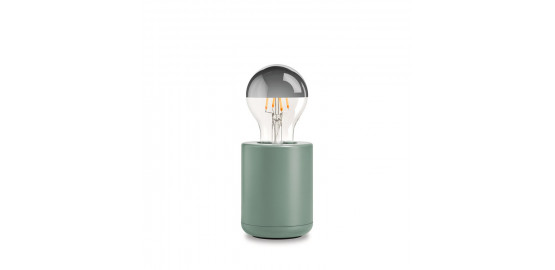 Lampe couleur vert d'eau – Collection Base – Edgar