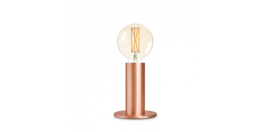 Lampe rose gold – Collection Sol – Edgar