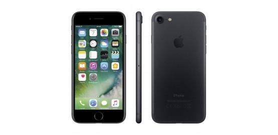 Apple iphone 7 128Go Black reconditionné Grade A+ / débloqué