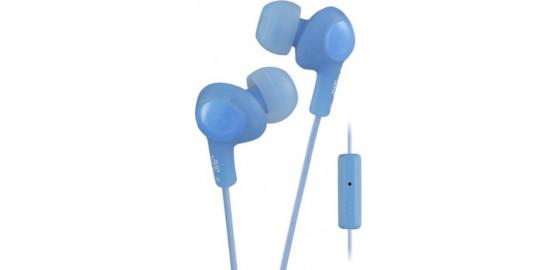 Mini Ecouteur JVC bleu
