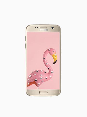 Galaxy S7 32Go Or