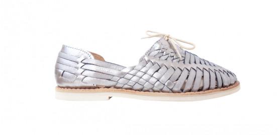 Chaussures Loreto Argent Mapache