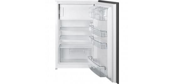 SMEG refrigerateur encastrable 1 porte 109l+14l s3c090p