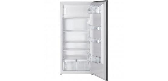 SMEG refrigerateur encastrable 1 porte 174L+15L s3c120p