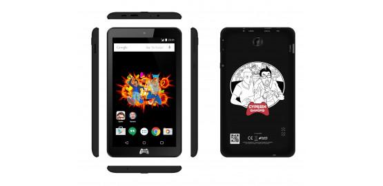 THOMSON Tablette 7'' CYRPRIEN CY-QD7BK8 8 Go sous Android 5.0