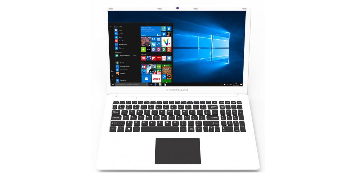 THOMSON Pc portable 17'' NEO NEO17C.4WH500 500 Go sous Windows 10