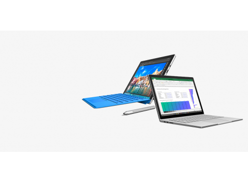 Microsoft Surface Pro 4 & Book