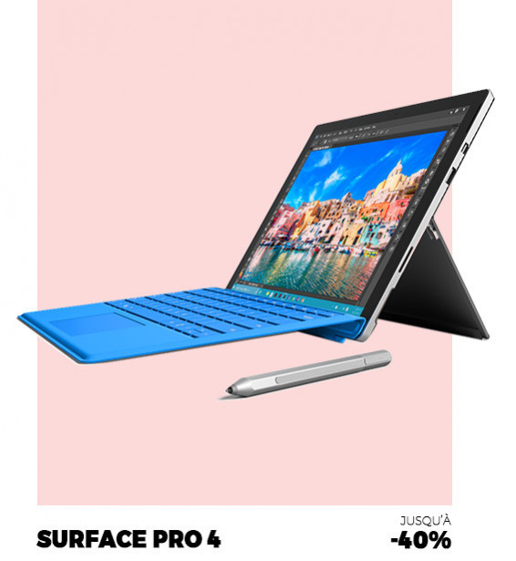 Microsoft Surface Pro 4 & Book
